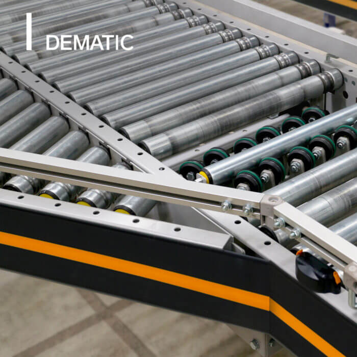 Dematic Conveyor Belt