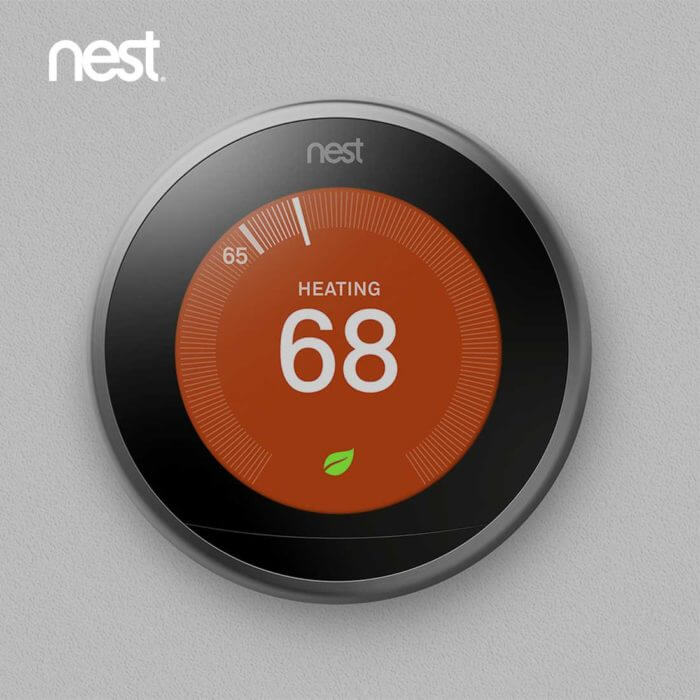 Nest Thermostat Project by OST