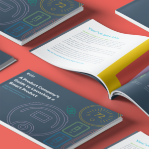 A Product Company's Guide to Launching a Smart Product